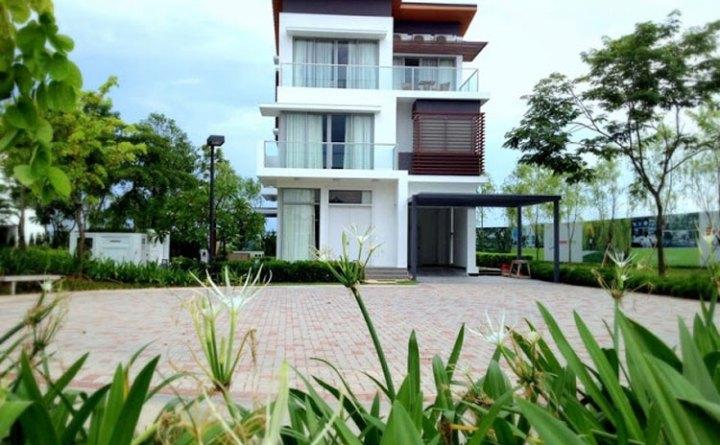 Thiết kế nội thất biệt thự Gamuda