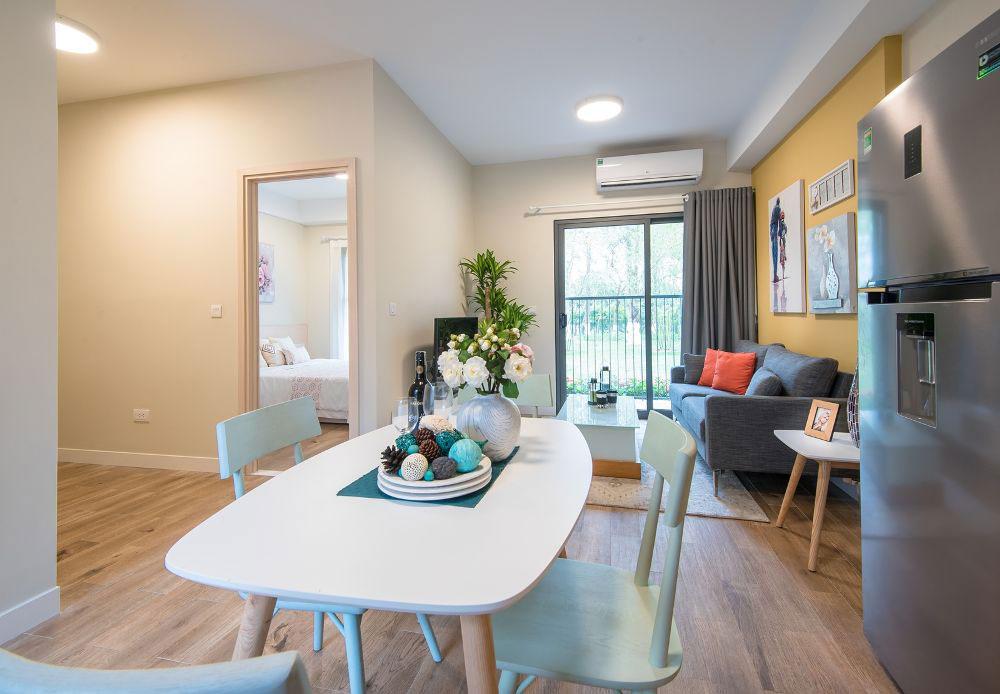thiết kế nội thất chung cư đẹp HCM
