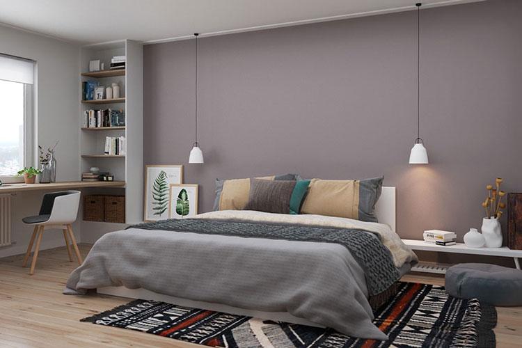 phòng ngủ - thiết kế nội thất chung cư nhỏ tphcm