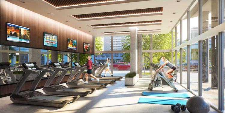 Cách thiết kế phòng tập gym