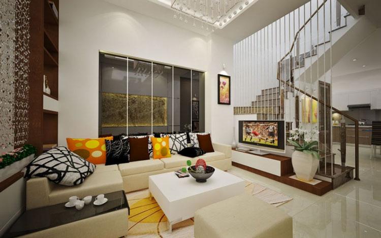 Thiết kế nội thất nhà lô