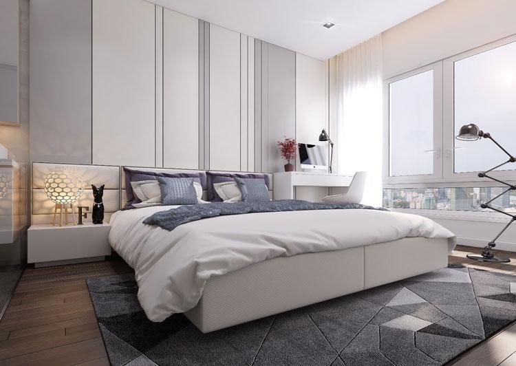 thiết kế nội thất chung cư vinhomes central park