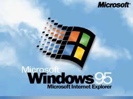 """Windows 95: một trong những """"di sản khảo cổ"""" của Microsft"""