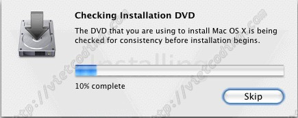MAC-OSX-16: Checking DVD