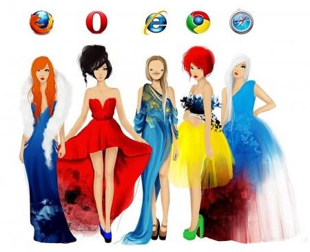 5 kiều nữ nổi tiếng của Internet thế giới