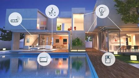 Sơ đồ Smart Home cơ bản
