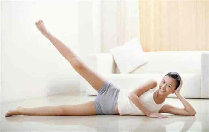 tập thể dục trước khi đi ngủ