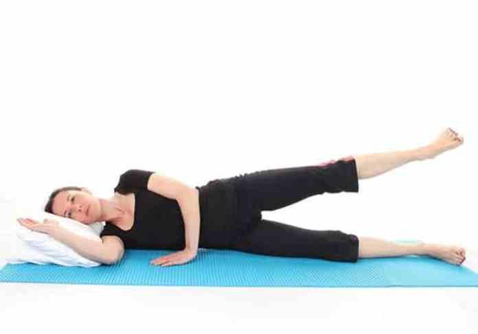 bài tập giảm cân trước khi đi ngủ