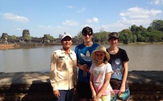 Insights Laos Cambodia family tours - Laos family tours