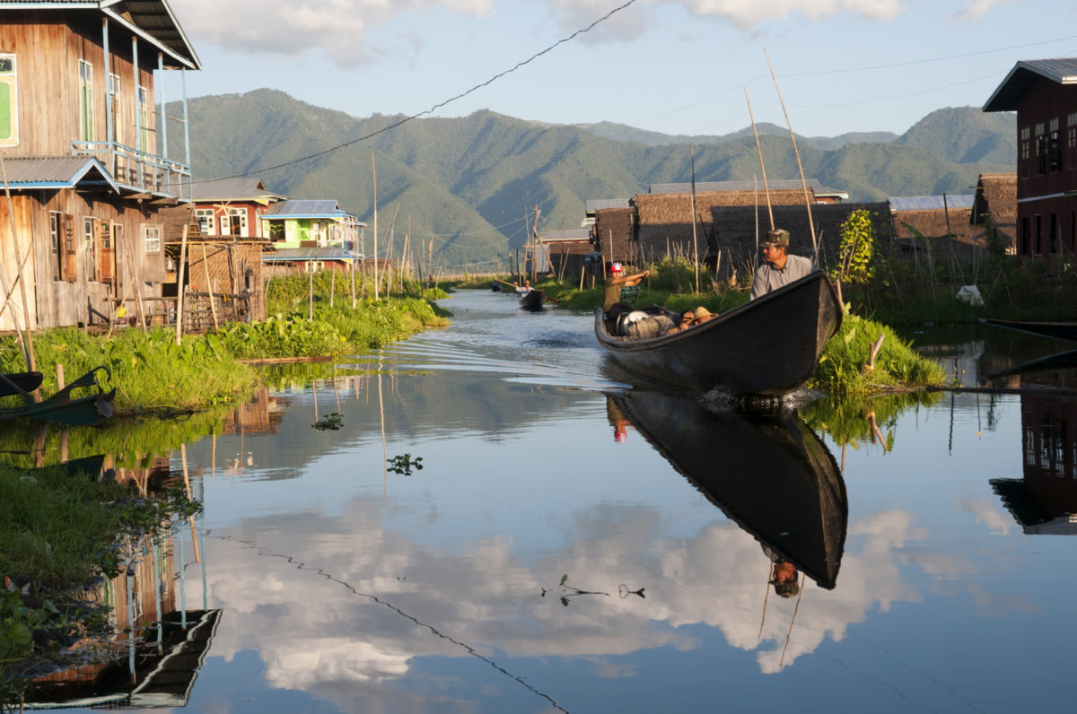 FULL DAY INLE SIGHTSEEING TOUR TO SAGAR