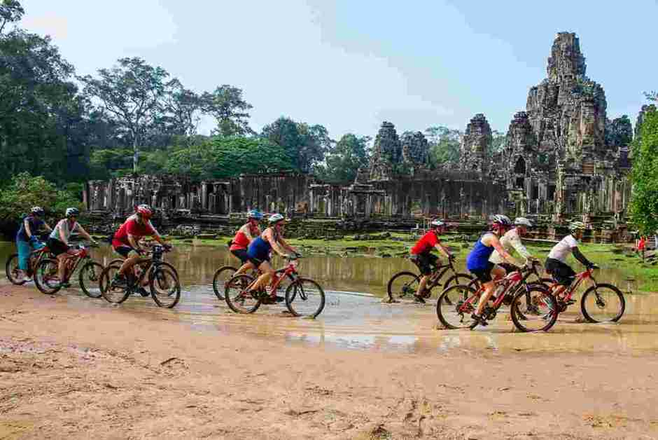 CAMBODIA BIKING EXPEDITION FOR DISCOVERY