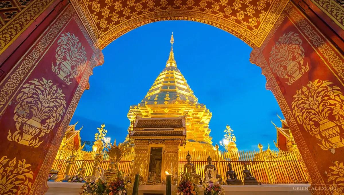 TOUR OF THAILAND'S OLD KINGDOMS