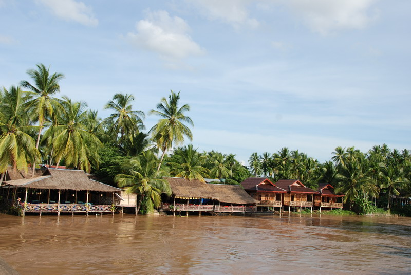 "LAOS KAYAKING TOUR TO THE ""4000 ISLANDS"""