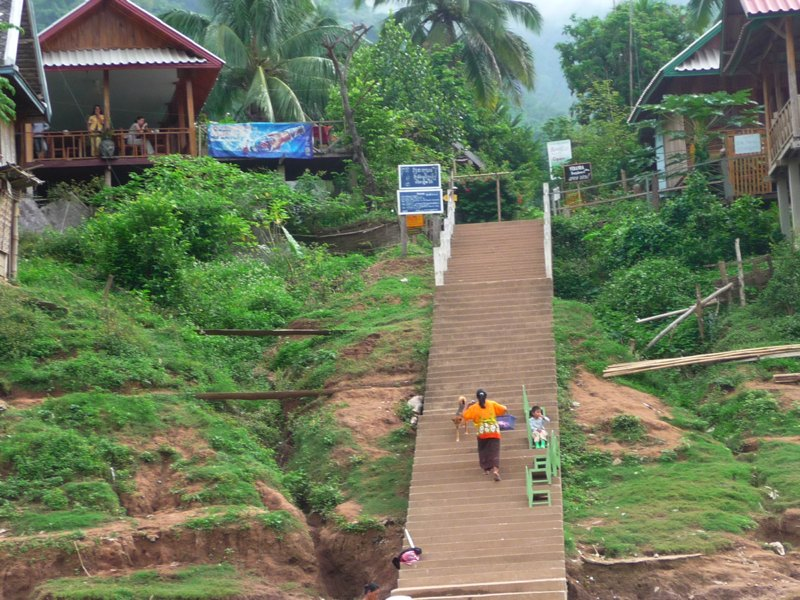 LUANG PRABANG CYCLING TRIP WITH TREKKING AND HOMESTAY