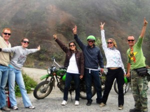 COMPLETED CENTRAL VIETNAM MOTORCYCLE TOUR LOOP
