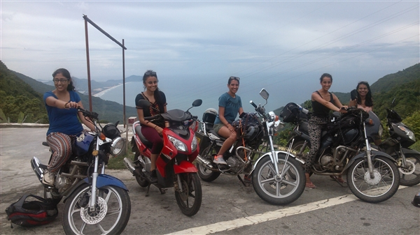 HOI AN MOTORBIKE TOUR TO HAI VAN PASS