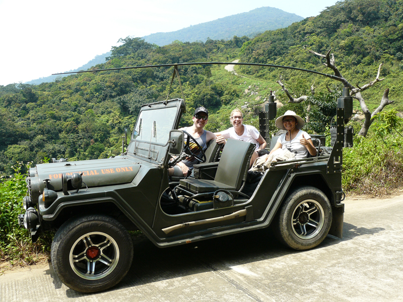 FULL-DAY HOI AN JEEP TOUR TO DANANG