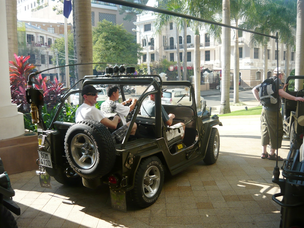 Hoi An Jeep Tours Homestay In Co Tu Village 2 Days