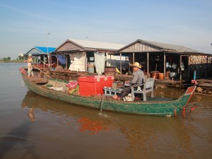 Cambodia Cruise Tours: Cambodia Cruise Trip From Phnom Penh To Siemreap