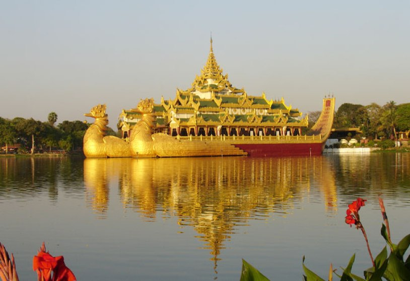 HALF DAY YANGON BIKING TOUR