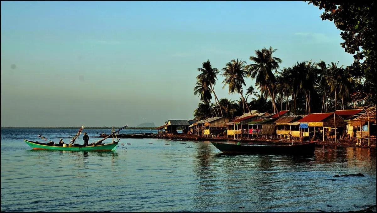 ESSENCE OF CAMBODIA BEACH TRIP