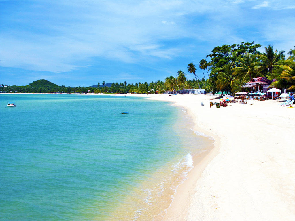 DELIGHTFUL KOH SAMET BEACH HOLIDAY