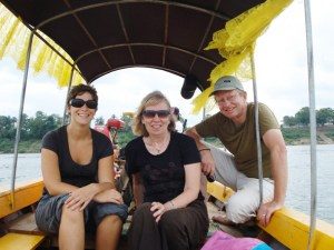 Cambodia Kayaking Tours: Kayaking Tour on Mekong River in Stung Treng