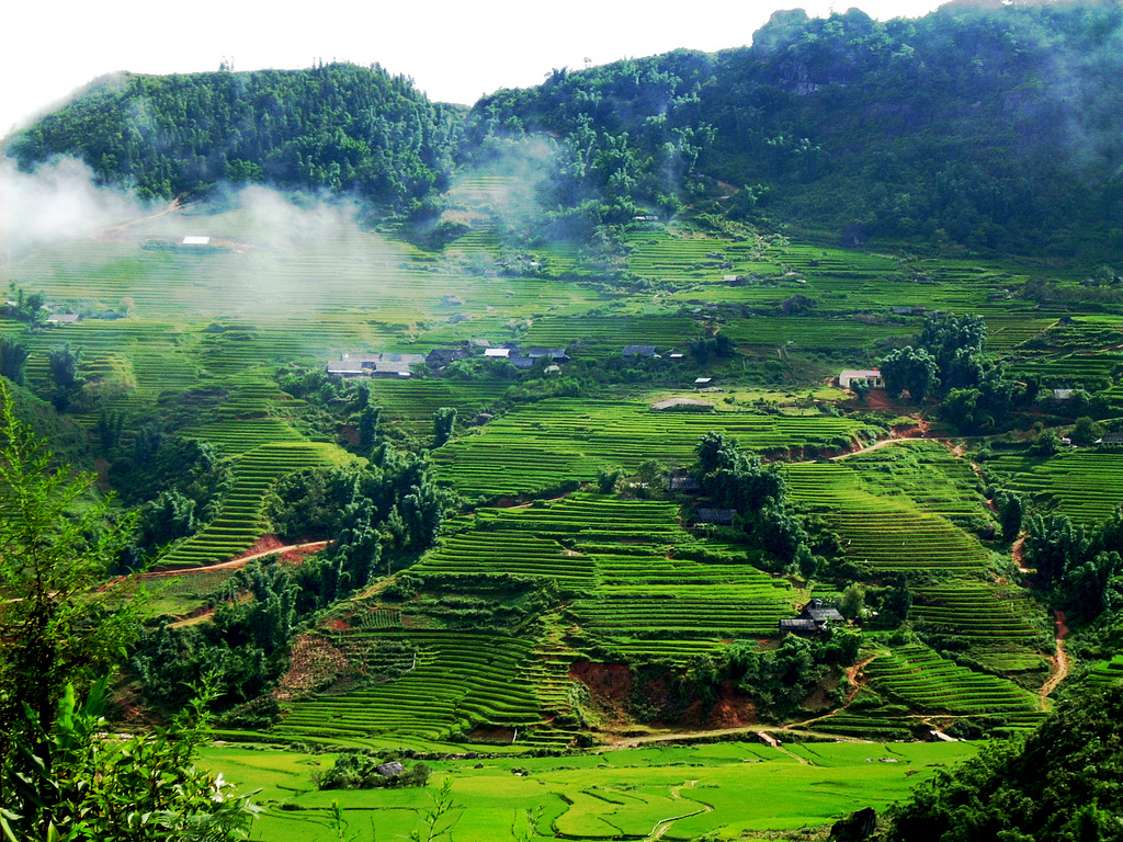 HANOI SET-DEPARTURE TOUR TO MAI CHAU FOR TREKKING