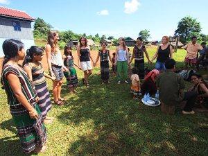 Cambodia Overland Tours: Cambodia Tours on Trails