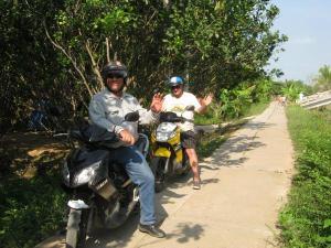 HIGHLIGHTS OF MEKONG DELTA MOTORBIKE TOUR