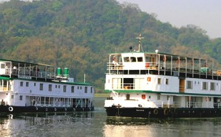 Pakse cruise tours to Mekong island - Laos cruise tours