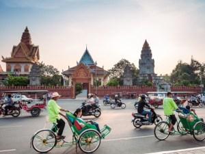 Cambodia Biking Tours: Overland Biking Tour Throughout Cambodia