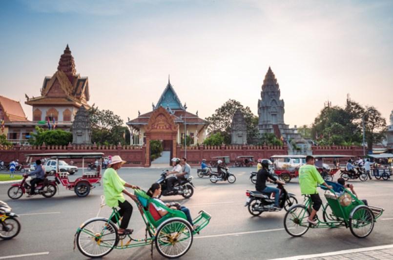 SOUTHERN CAMBODIA BIKING TOUR TO THE COAST
