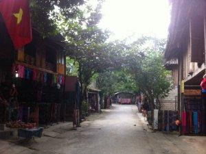 HANOI TOUR TO MAI CHAU VIA DUONG LAM VILLAGE