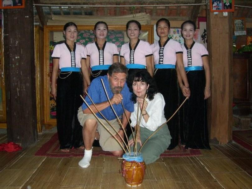 HANOI BIKING TRIP TO MAI CHAU AND CUC PHUONG