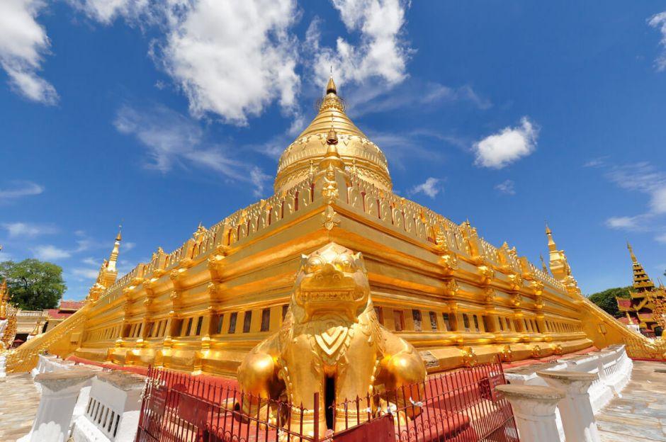 MYANMAR TOUR OF ANCIENT KINGDOM