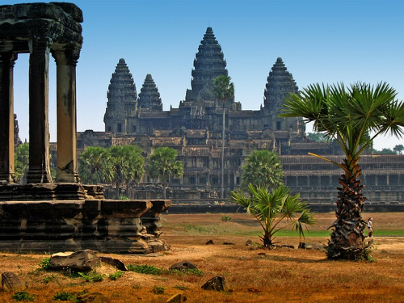 CAMBODIA TOUR ON TRAILS