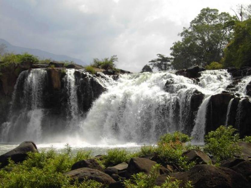 PAKSE DAILY EXCURSION TO TADLO WATERFALL