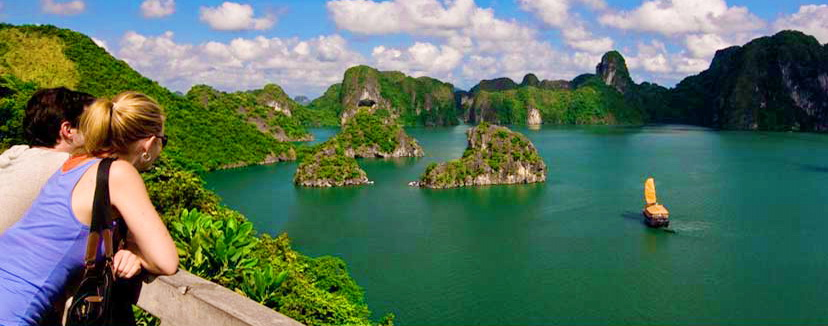 Northern Vietnam Honeymoon Tour to Hanoi, Sapa, Halong Bay