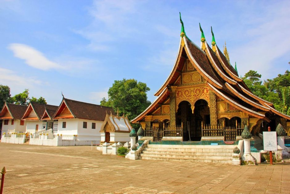 CAMBODIA AND LAOS FRIENDSHIP TOUR
