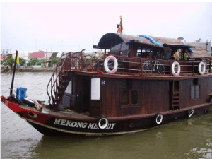Mekong Melody Cruise Holiday from Cai Be to Can Tho via Long Xuyen