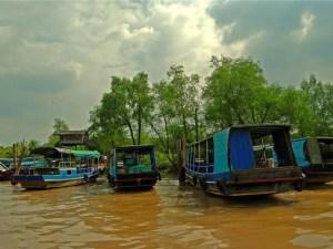 RV Lan Diep Cruise Trip from Saigon to Phnom Penh