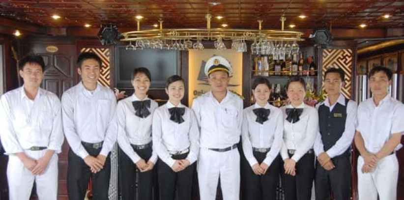 3-Day Halong Bay Cruise Expedition on Oriental Sails