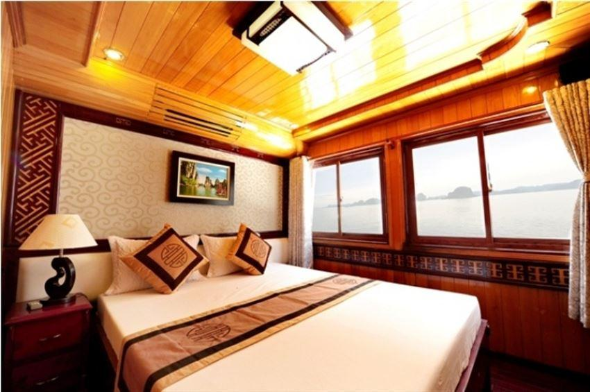 Halong Alova Gold Cruise Tour for 2 Days / 1 Night