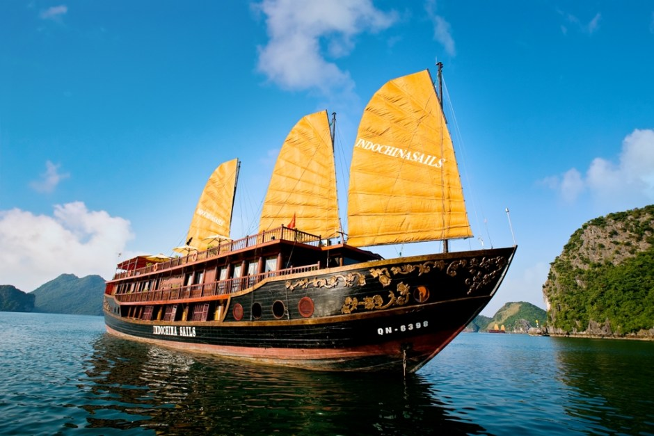 2-Day Halong Cruising Trip with Indochina Sails