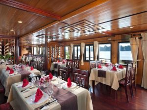 3-Day Halong Bay Holiday on Paloma Cruise