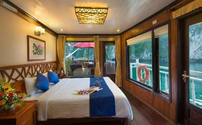 Halong Gray Line Cruise Holiday for 3 Days / 2 Nights