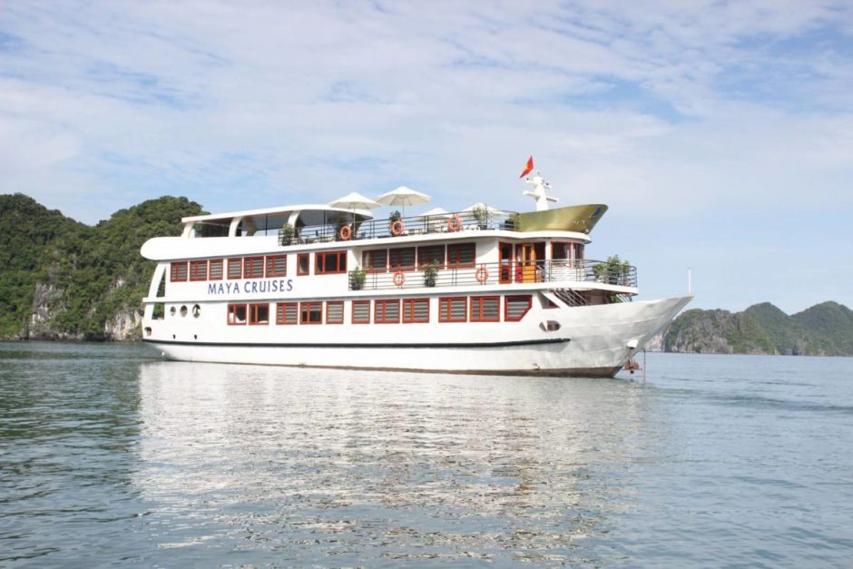 MAYA CRUISE HALONG BAY TOUR - 3 DAYS / 2 NIGHT