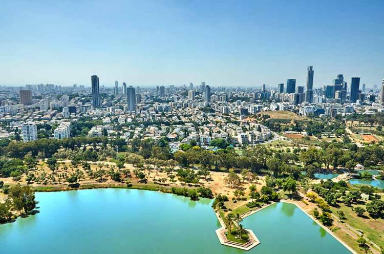 A city in Israel