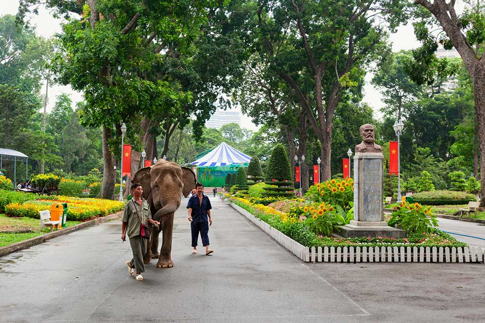 Sightseeing spots in vietnam
